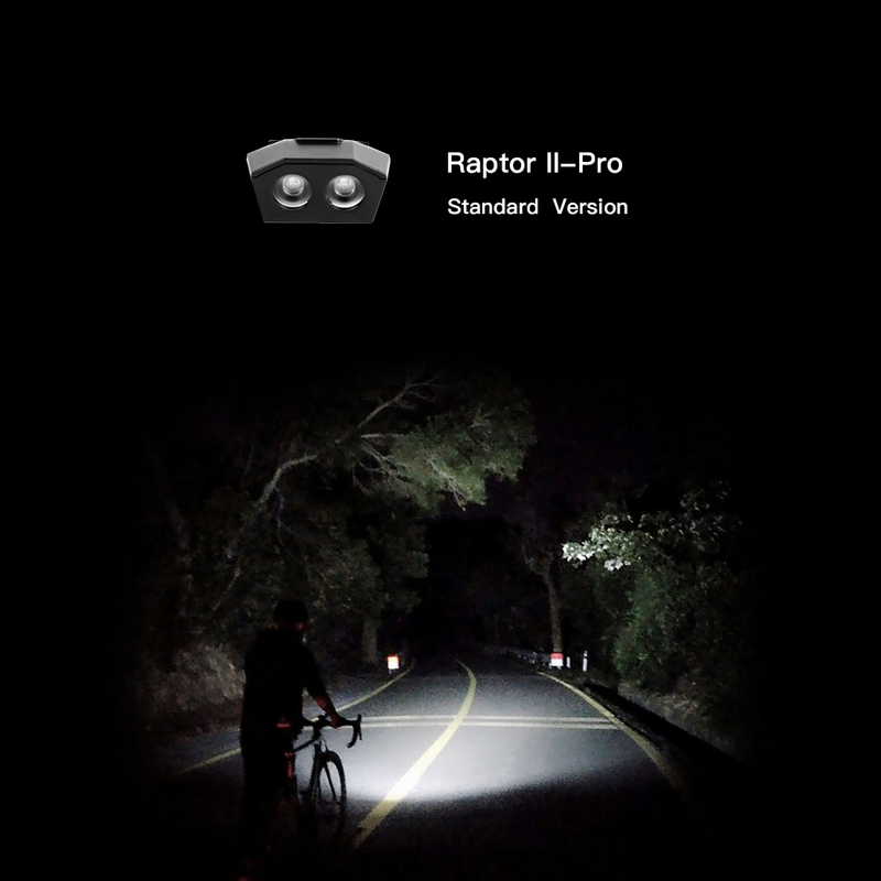 Raptor II PRO: Bluetooth Bike Computer