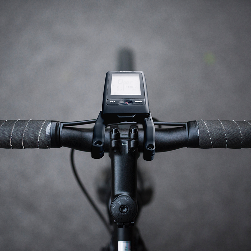 Di-Pro: A Bike Computer with 96 Hours GPS Tracking
