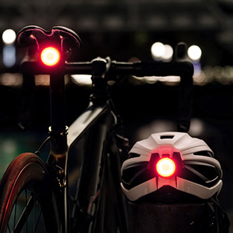 Raz pro: An expert bike tail light