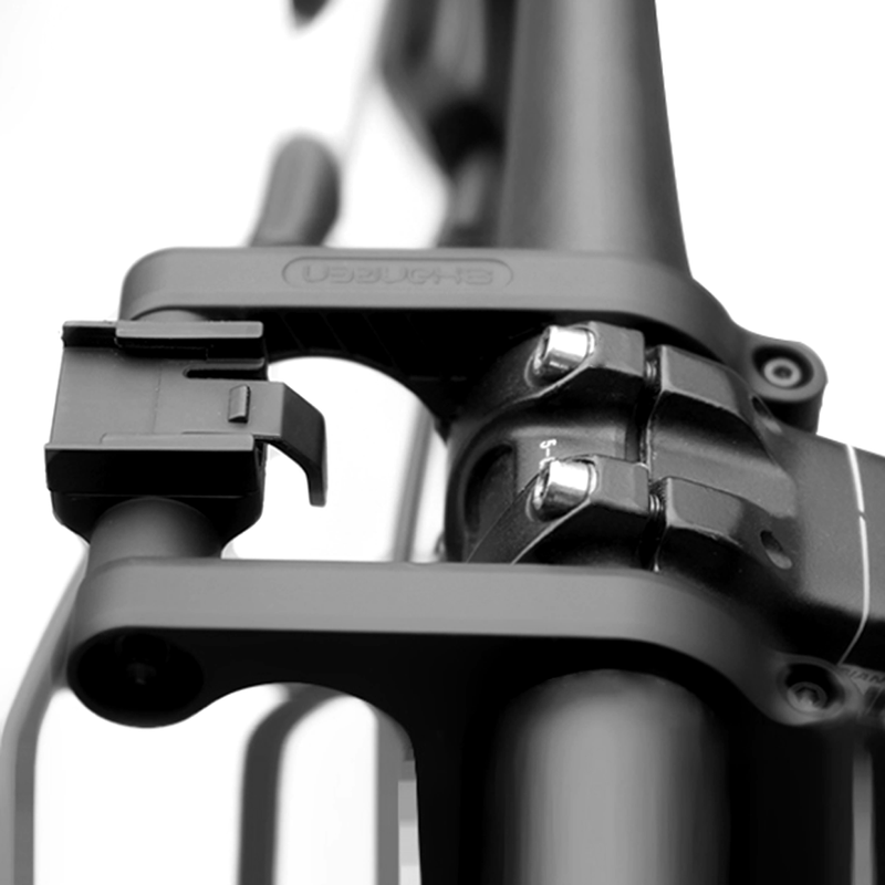 Click: Bike Computer Bracket