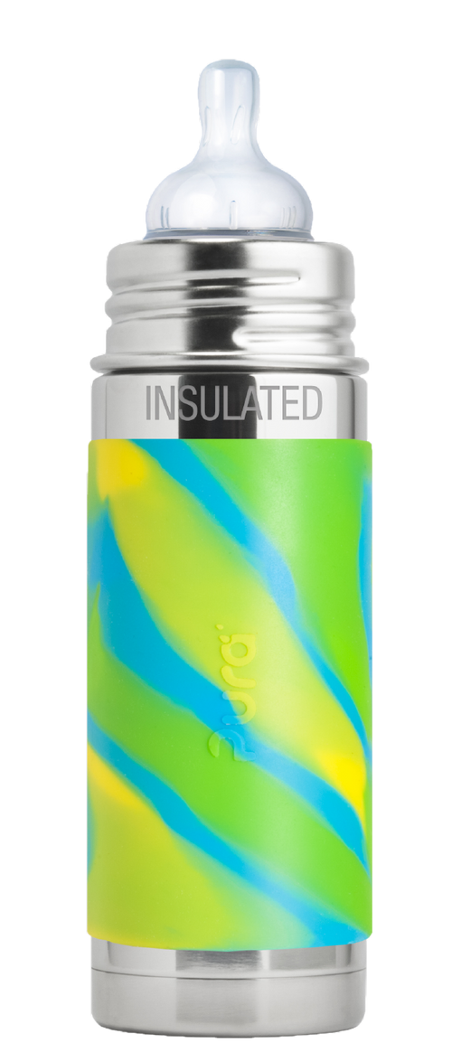 Kiki® 9oz Insulated Infant Bottle