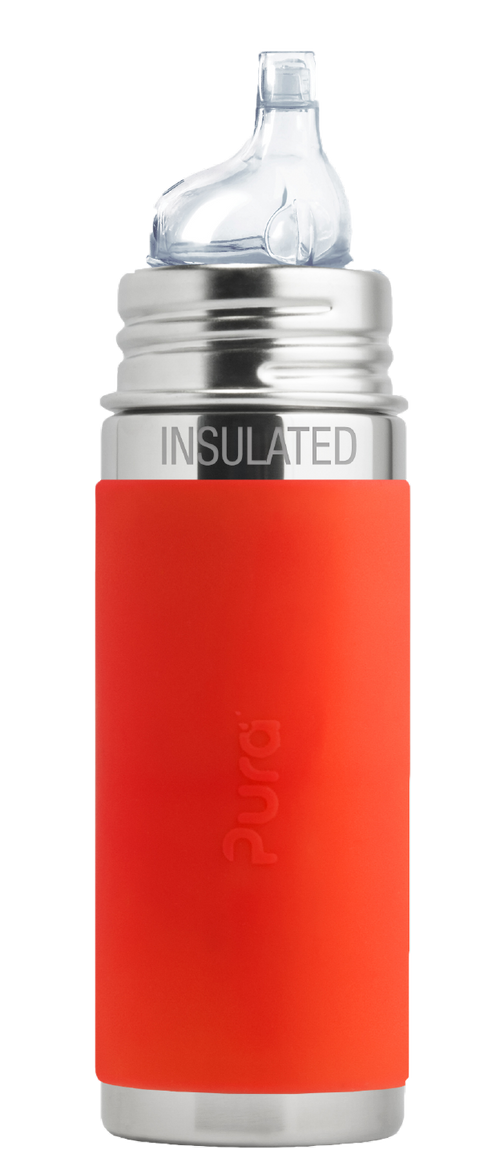 Kiki® 9oz Insulated Sippy Bottle