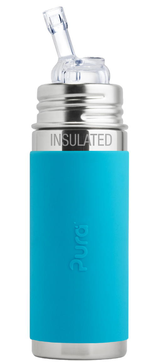Kiki® 9oz Insulated Straw Bottle