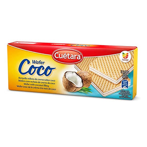 CUÉTARA. Wafer Coco 150 gr.