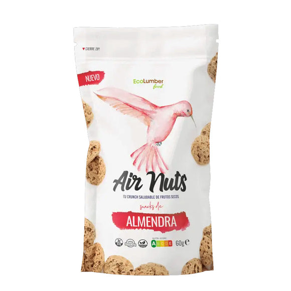 AIR NUTS Almendras 60g,