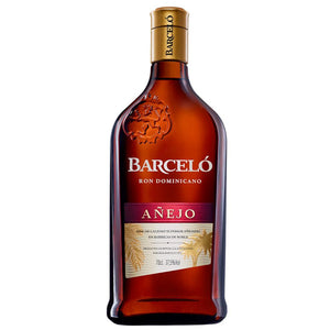 BARCELO. Ron añejo dominicano - 70 cl.