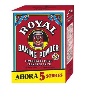 ROYAL. Levadura. 80 gr.