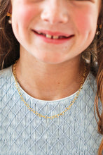 Load image into Gallery viewer, Little Hearts Necklace, gold