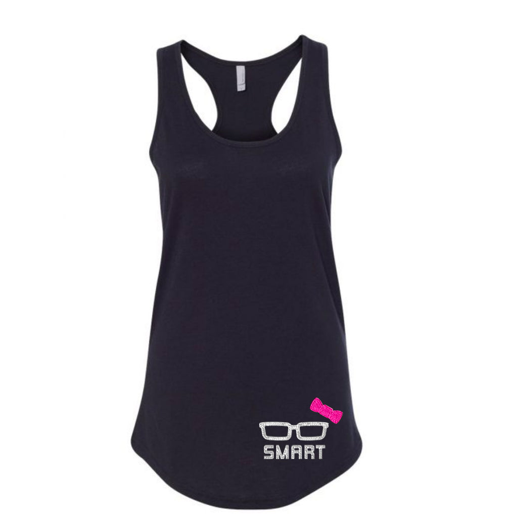 Smart Women's Racerback T-Shirt