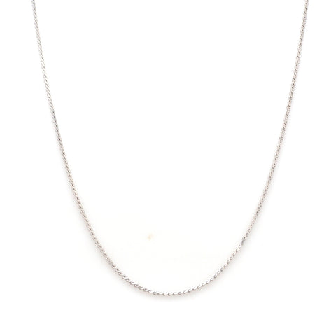 Thin Platinum Chain for Women JL PT CH 960