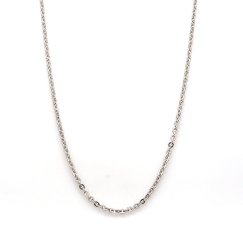Platinum Chain for Men SJ PTO 704 - Men