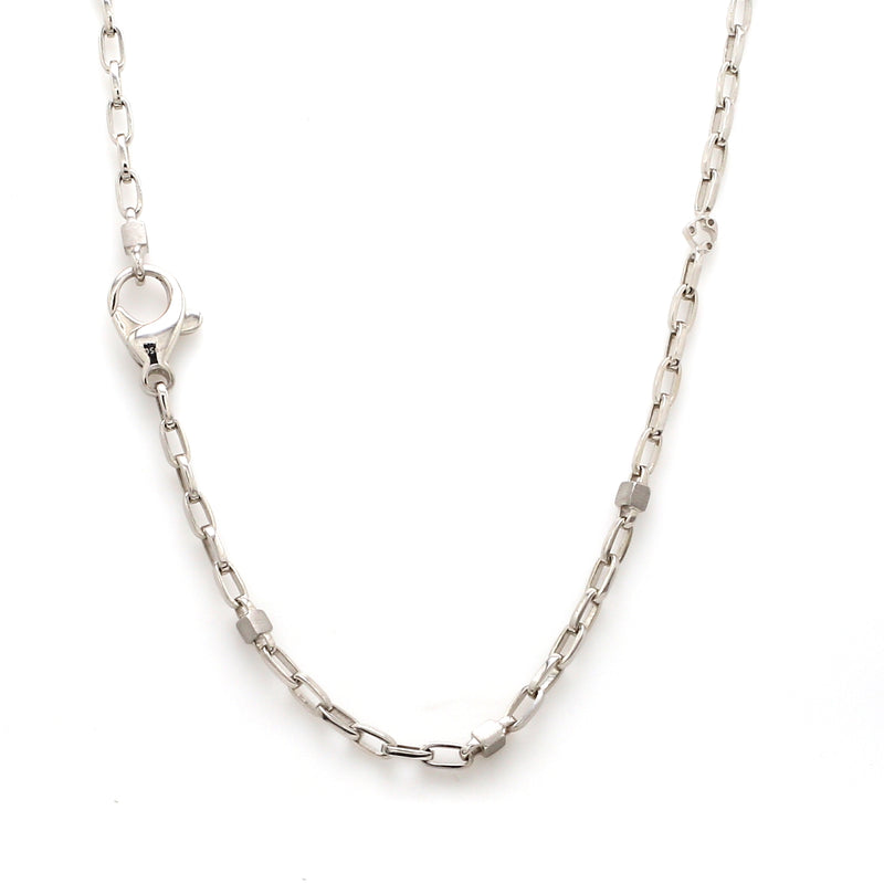 Designer Platinum Chain for Men JL PT CH 858
