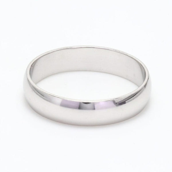 5mm Comfort Fit Platinum Wedding Band SJ PTO 257