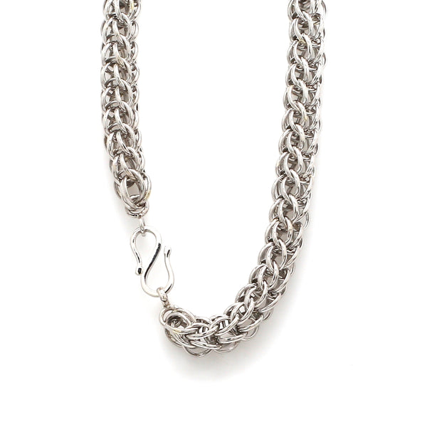 Heavy 3D Platinum Chain for Men JL PT CH 703