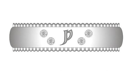 Customised Platinum Jewelry in India