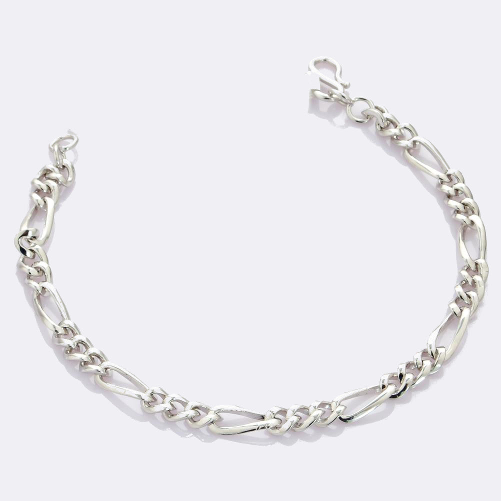 Sachin Platinum Bracelet for Men JL PTB 694