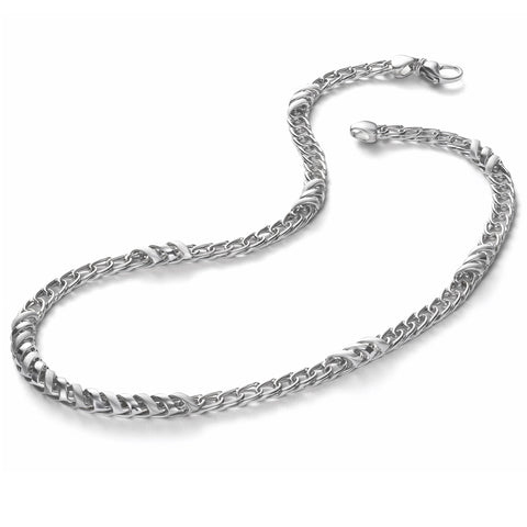 Men of Platinum | Designer Linked Chain JL PT 760