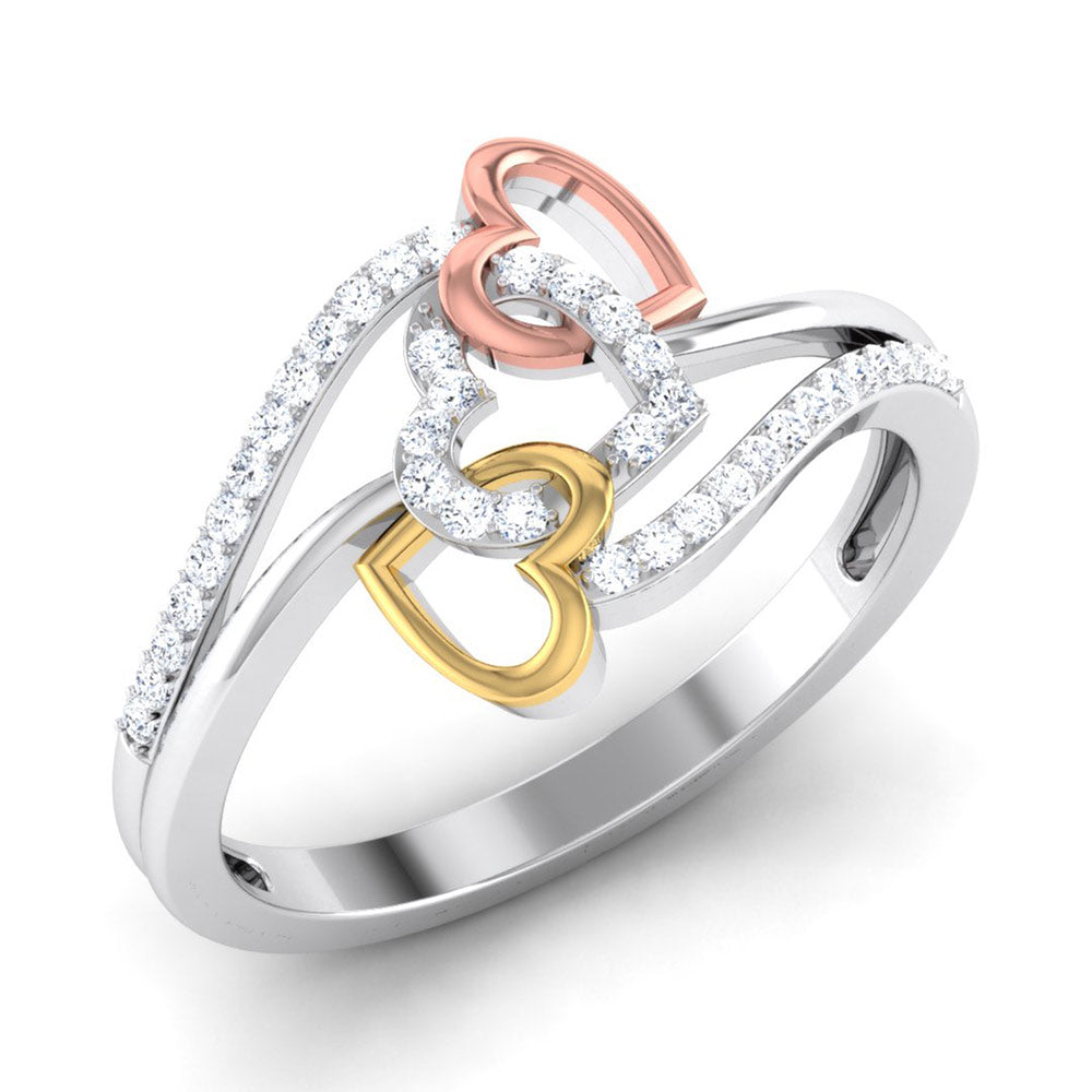 marquise heart diamond rings hearts wedding white unique women pink for mainwh ring design gold