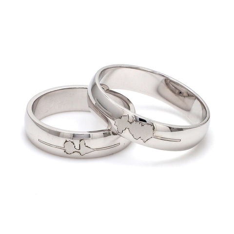 Front_View_of_Customised_Sound_Wave_Platinum_Couple_Rings_JL_PT_586