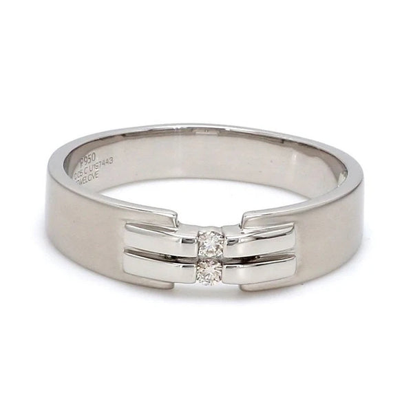 New Style Platinum Love Bands SJ PTO 202