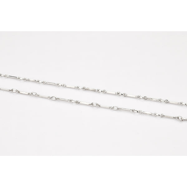 Platinum Chain with Round Loop JL PT CH 798