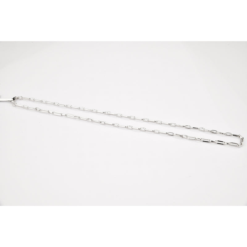 Platinum Chain with loops JL PT 802
