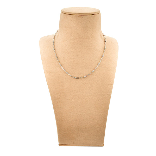 Designer Platinum Chain for Women JL PT CH 832