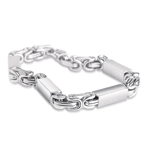 Platinum Evara Bracelet for Men JL PTB 642
