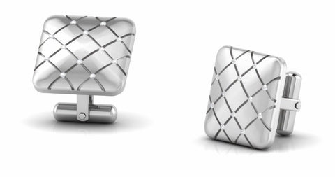 Platinum Cufflinks for Men