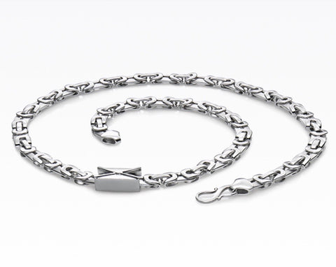 Platinum Evara Bracelet for Men JL PTB 700