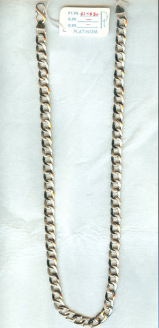 Platinum Chains in India - Heavy Platinum Chain For Men JL PT 725