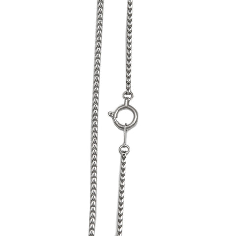 Platinum Chains - Japanese Unisex Platinum Chain For Men And Women Franco JL PT 731