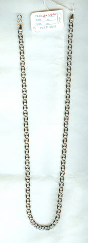 Platinum Chains in India - Uni-Sex Platinum Chain JL PT 724