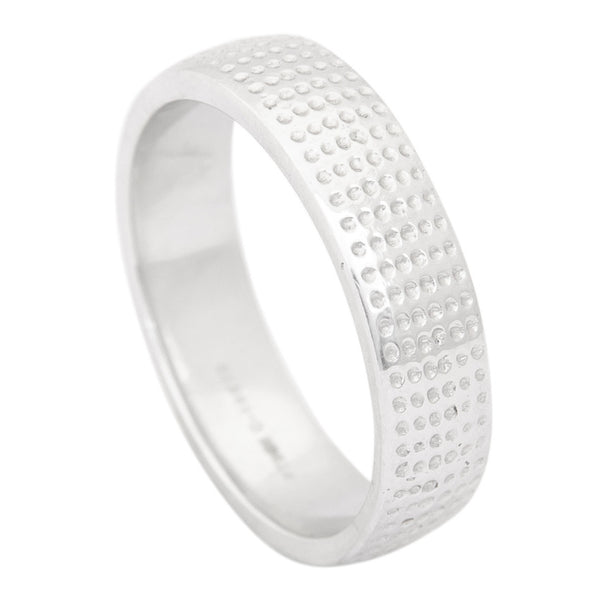 Platinum Rings in India - Shield Of Love Platinum Wedding Band SJ PTO 318