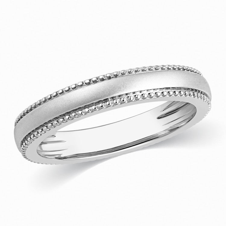 mm wedding jewelry band wide essential banddouble op milgrain ed m usm double platinum in bands co tiffany ring items
