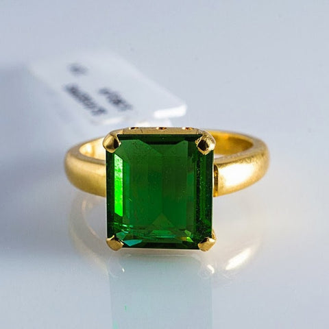 rings ring emerald diamond and h emrald paragon white image engagement si product gold gemstone