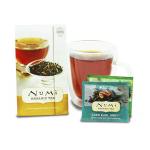 Numi Tea Cards