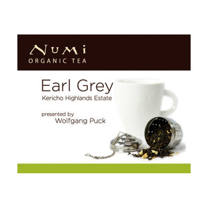 Numi Tea presented by Wolfgang Puck