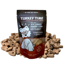 Load image into Gallery viewer, Einstein Natural Dog Treats Pouch