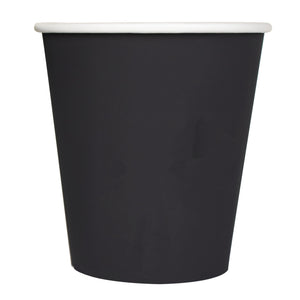 Black BIO Wrapped Hot Cups