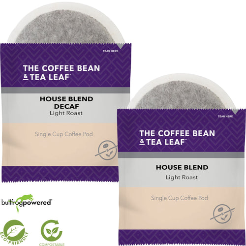 The Coffee Bean & Tea Leaf® Zero Waste Soft Pods