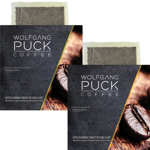 Wolfgang Puck 4-10 Cup Filter Packs