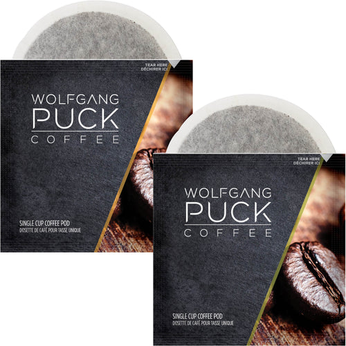 Wolfgang Puck Zero Waste Soft Pods - Traditional Film