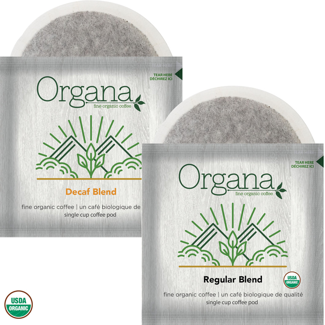 Organa Zero Waste Soft Pods - Traditional Film