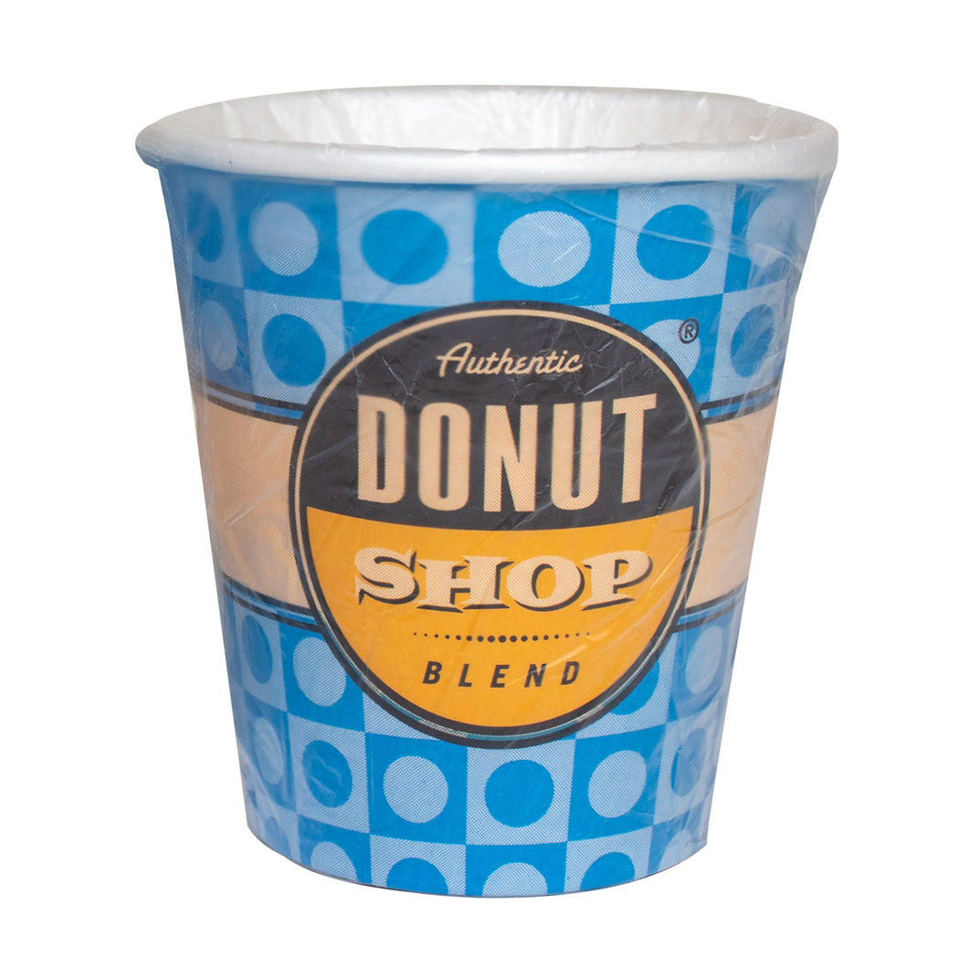 Donut Shop Hot Cups