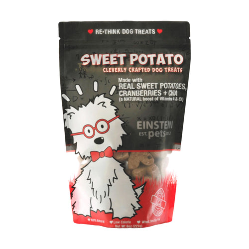 Einstein Natural Dog Treats Bag