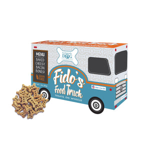 Fido's Food Truck Dog Treats