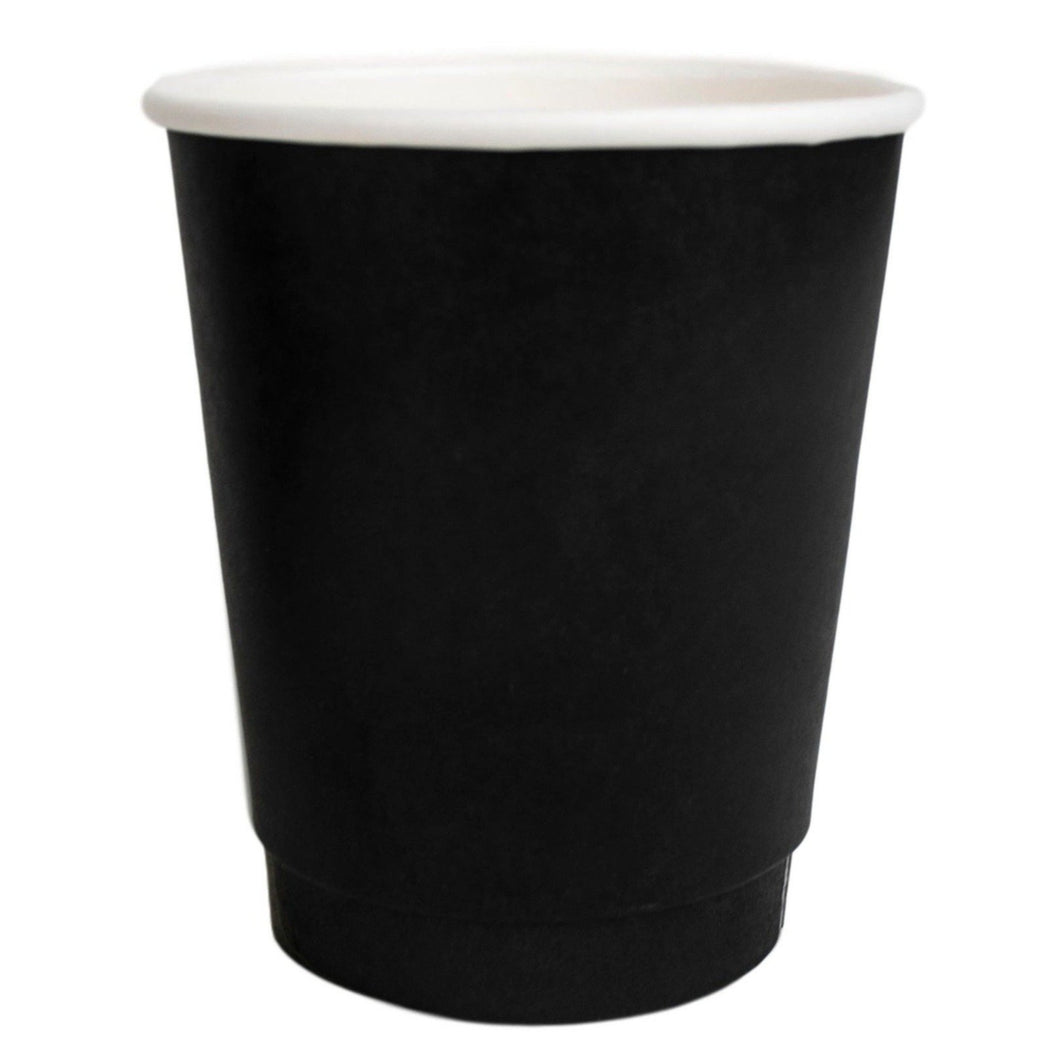 Shiny & Matte Dual-Walled Hot Cups