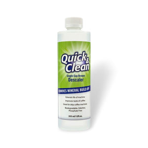Quick & Clean™  Water Reservoir Descaler