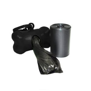 Waste Bag Bone Shaped Dispenser